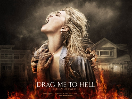 ORQS#1 « Drag me to Hell » de Sam Raimi