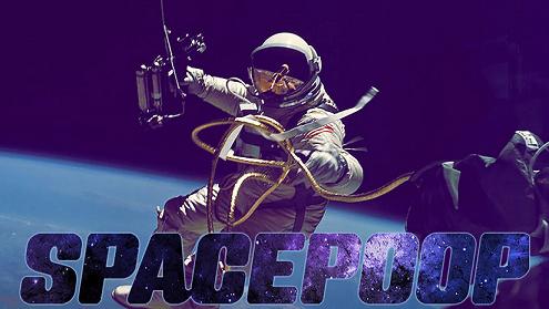 Actu WTF #2 – Le Space PoopChallenge