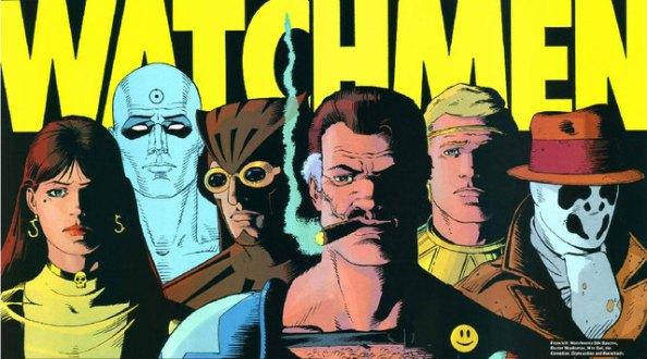 Soulève du bouquin #2 – «Watchmen» de Alan Moore et DaveGibbons