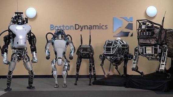 Actu WTF #8 Un mix entre Terminator et Transformers !(video)